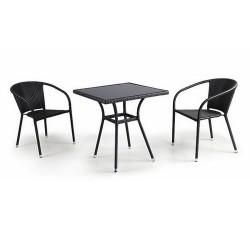 Комплект мебели из искусственного ротанга Bridge-2 (T282B/ Y-137C2PCS)