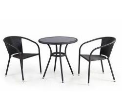Комплект мебели из искусственного ротанга  Bridge-1 (T282A/ Y 137C 2PCS)
