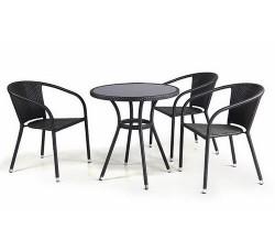 Комплект мебели из искусственного ротанга Bridge-1 (3+1) T282A/ Y-137C
