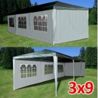 Садовый шатер AFM 1045A green/white 3х9