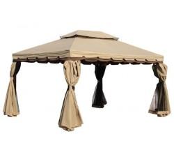 Крыша для беседки Люкс 3х4м