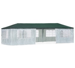Садовый тент шатер (Green Glade 1070) 3х9м полиэтилен