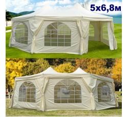 Большой шатер TH 1052 5х6,8м