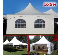 Шатер Пагода Giza Garden HQ 5х5м белый