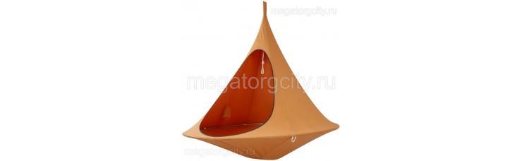 Гамак-кокон подвесной Jamber оранжевый