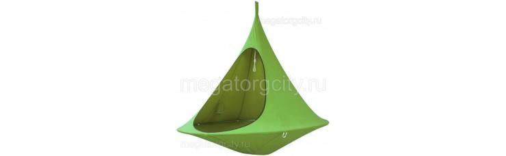 Гамак-кокон подвесной Jamber зеленый