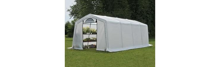 Теплица CoverlT Eco 3x6x2 м со светорассеивающим тентом