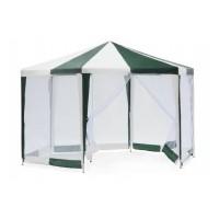 Садовый тент шатер (Green Glade 1001) 2х2м полиэтилен