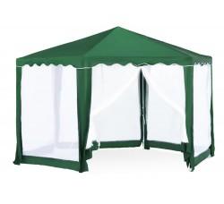 Тент шатер с москитной сеткой (Green Glade 1003) 2х2м