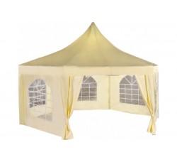 Садовый тент шатер (Green Glade 1053) 2,5х2,5х2,5