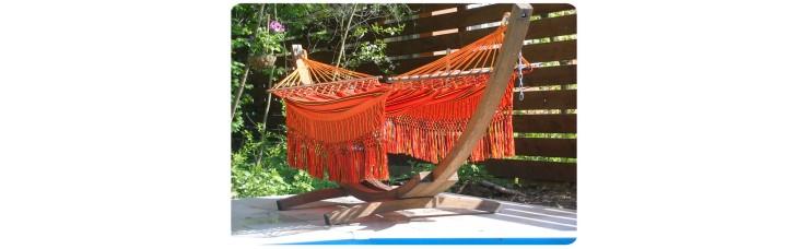 Каркас RIO GRAND для двухместных гамаков (дерево)