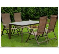 Комплект мебели LEON (стол + 4 стула)