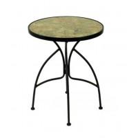 Стол с керамической столешницей D60