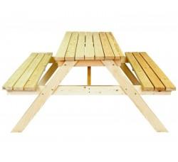 Стол + лавочки комплект