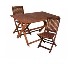 Комплект MODENA, стол и 4 стула