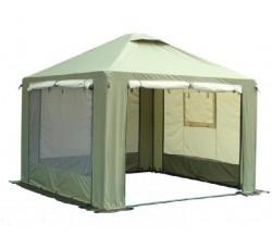 Беседка шатер Пикник Люкс 3х3м