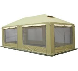 Беседка шатер Пикник Люкс 4х3м