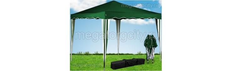 Садовый Тент 3001 автомат (Green Glade) 3х3м