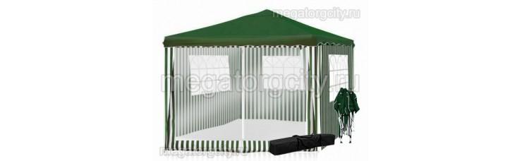 Быстросборный шатер автомат (Green Glade 3001) 3х3м с 3 ст/1моск