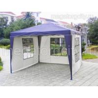 Крыша для шатра беседки с клапаном, 420ДЭН, синяя