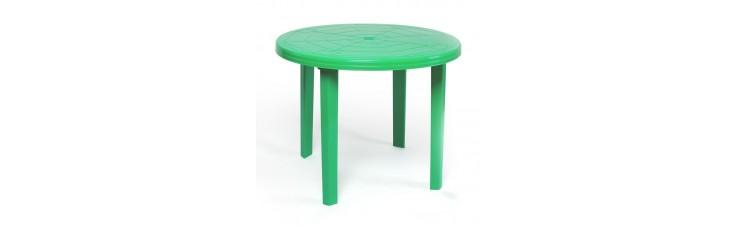 Стол круглый D90*71