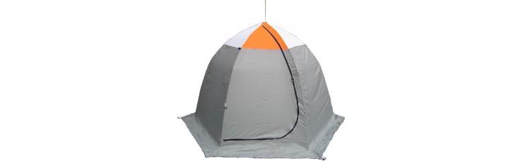 Палатка для зимней рыбалки ОМУЛЬ-3 (МИТ)