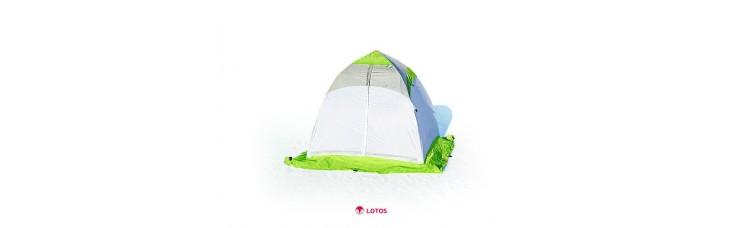 Зимняя палатка Лотос 1 (тип - зонт)