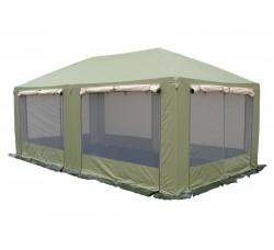 Беседка шатер Пикник 3,0х6,0 м