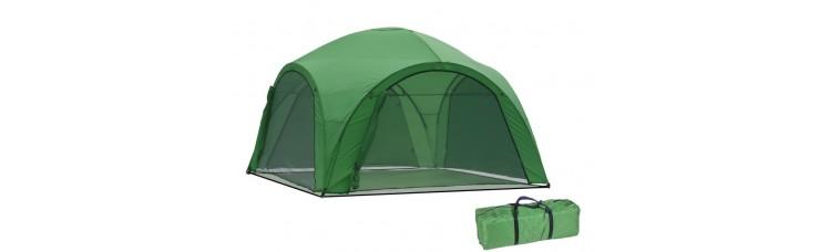 Тент шатер Green Glade 1264 (TLS126) 4х4м