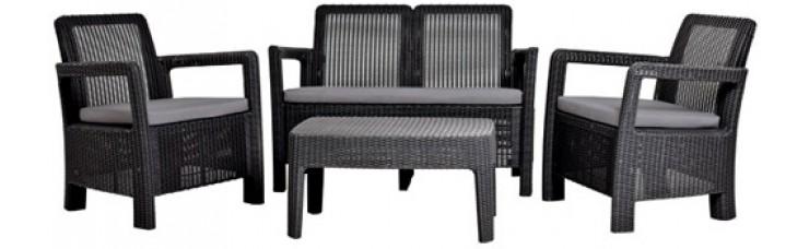 Комплект пластиковой мебели Tarifa Set