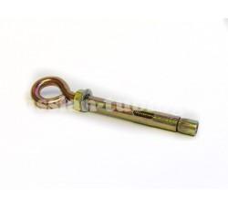 Анкер-кольцо для крепления гамака 8x10x80