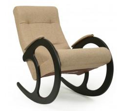 Кресло-качалка, модель 3 ткань солерно