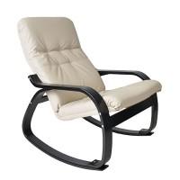 Кресло-качалка Сайма, экокожа
