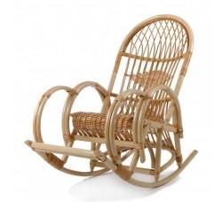 """Кресло-качалка """"Клуша"""" с подножкой"""