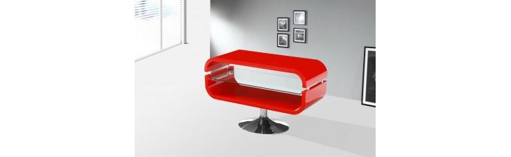 Тумба под телевизор Eleganza TV-098 Red