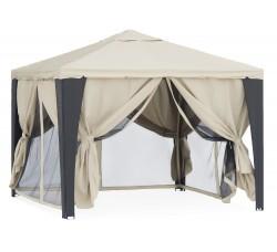 Беседка шатер (Green Glade 3176) 3х3 м из полиротанга