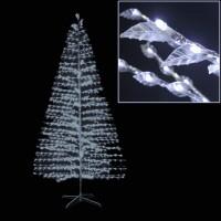 """LED-""""Ель-лиственница"""", 180см, белая"""