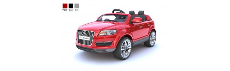 Детский электромобиль Joy Automatic Audi Q7 Лицензия