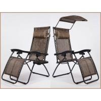 Раскладное кресло шезлонг лежакZD-1