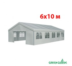 Большой шатер 3019 Green Glade 6х10 м
