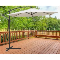 Зонт садовый Green Glade 6001 бежевый