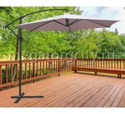 Зонт садовый Green Glade 6002 бежевый