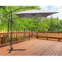 Зонт садовый Green Glade 6402 серый 2х3м
