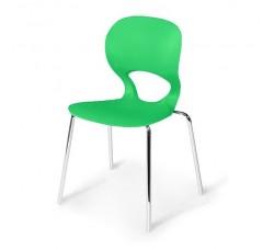 Стул пластиковый Kony green SHF-056-G