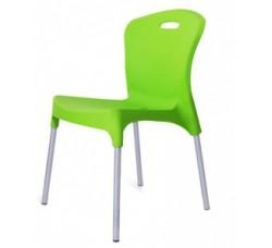 Стул пластиковый Emy green XRF-065-AG