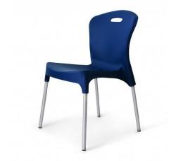 Стул пластиковый Emy blue XRF-065-AB