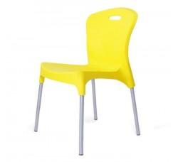 Стул пластиковый Emy yellow XRF-065-AY