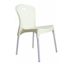 Стул пластиковый Emy white XRF-065-AW
