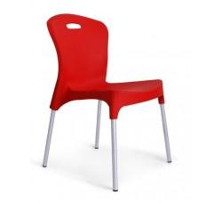 Стул пластиковый Emy red XRF-065-AR
