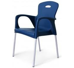 Стул пластиковый Remy blue XRF-065-BB